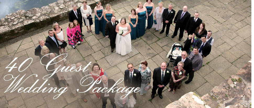 Our Inclusive Gretna Green Wedding Packages