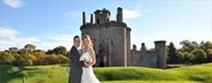 Gretna Wedding Venue - Caerlaverock Castle