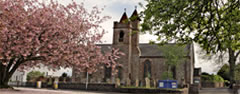 Gretna Wedding Venue - Gretna Old Parish Church