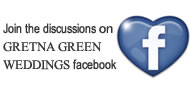 Join the discussions on Gretna Green Weddings facebook