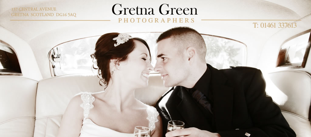 Gretna Green Photographers - click to visit web site
