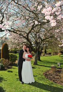 Gretna Hall Blacksmiths Shop wedding venue