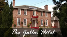 The Gables Hotel Gretna