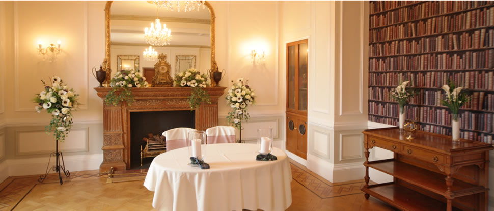 Auchen Castle Wedding Venue