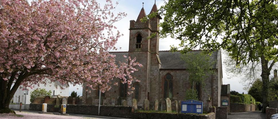 Gretna Old Parish Church Wedding Venue