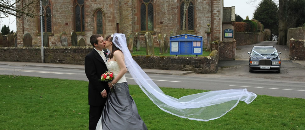 Gretna Old Parish Church Wedding Venue